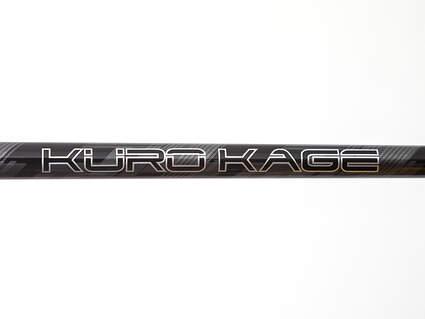 Used W/ Adapter Mitsubishi Rayon Kuro Kage Black HBP 60 Driver Shaft Regular 44.5in