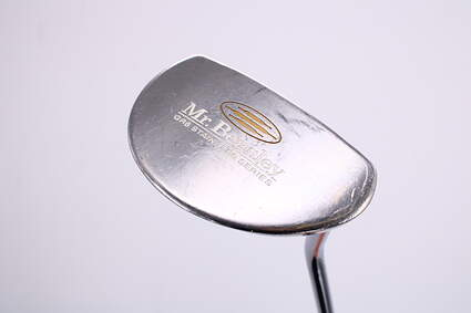 Guerin Rife MR. Beasley Putter Face Balanced Steel Right Handed 34.0in