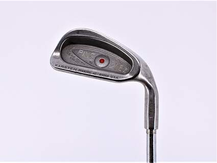 Ping Eye 2 Single Iron 5 Iron Ping ZZ Lite Steel Stiff Right Handed Red dot 39.25in