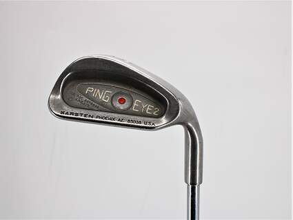 Ping Eye 2 Single Iron 8 Iron Ping ZZ Lite Steel Stiff Right Handed Red dot 37.5in