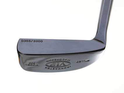 Limited Edition MacGregor Iron Master VIP Model 600 Putter Steel Right Handed 35.0in