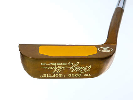 """Mint Cobra Bobby Grace Model 2200 """"The Softie"""" Putter Steel Right Handed 35.0in"""