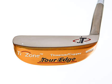 Mint Tour Edge Ti-Zone 4555 Putter Steel Right Handed 35.0in