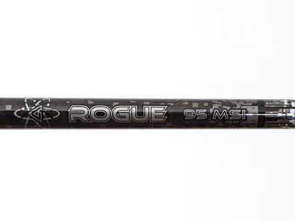 Used W/ Adapter Aldila Rogue Black 85g Hybrid Shaft Stiff 38.25in
