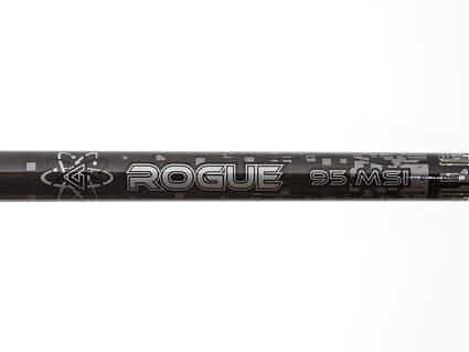 Used W/ Adapter Aldila Rogue Black 85g Hybrid Shaft X-Stiff 39.5in