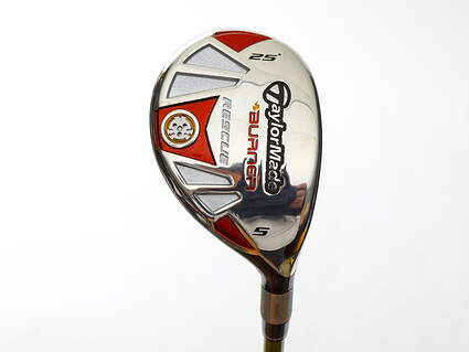 TaylorMade Burner Rescue Hybrid 5 Hybrid 25° Aldila NV 85 Hybrid Graphite Stiff Right Handed 40.5in