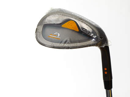 Mint Cleveland CG14 Gunmetal Wedge Pitching Wedge PW 48° 6 Deg Bounce Dynamic Gold SL S300 Steel Stiff Right Handed 37.5in
