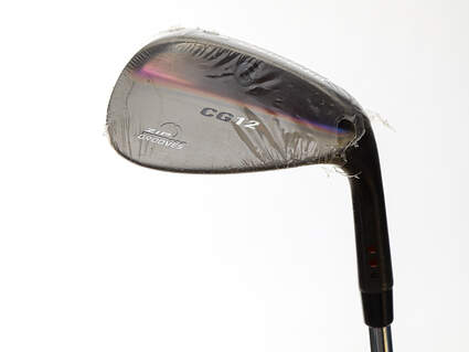 Mint Cleveland CG12 Black Pearl Wedge Pitching Wedge PW 48° 8 Deg Bounce Dynamic Gold SL S300 Steel Stiff Right Handed 37.5in