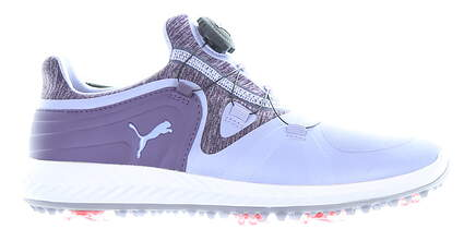 New Womens Golf Shoe Puma IGNITE Blaze Sport Disc Medium 7 Sweet Lavender/ Indigo MSRP $120 190585 05