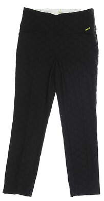 New Womens Swing Control Pants 10 Black MSRP $120