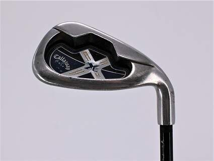 Callaway X-18 Single Iron 8 Iron Callaway System CW75 Graphite Regular Right Handed 36.5in