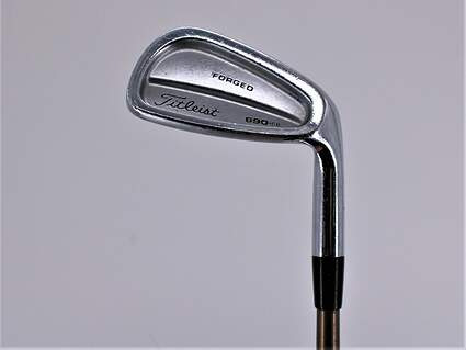 Titleist 690 CB Forged Single Iron 8 Iron Graphite Design Gat 95 Irons Graphite Regular Right Handed 34.25in