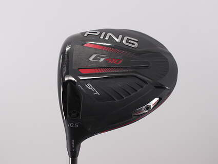 Ping G410 SF Tec Driver 10.5° Tour 173-65 Graphite X-Stiff Left Handed 44.75in