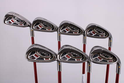 Ping G15 Iron Set 5-SW Ping TFC 149I Graphite Regular Right Handed Yellow Dot 37.75in