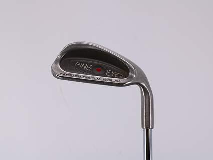 Ping Eye 2 Single Iron 9 Iron Dynamic Gold Sensicore S300 Steel Stiff Right Handed Red dot 35.25in