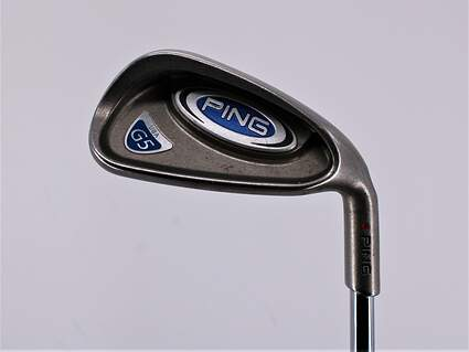 Ping G5 Single Iron 8 Iron True Temper Steel Stiff Right Handed Red dot 36.25in