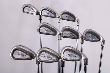 Callaway X-14 Iron Set 3-PW SW Callaway Stock Steel Steel Uniflex Right Handed 37.75in