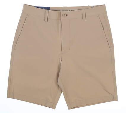 New Mens Vineyard Vines Fairway Golf Shorts 30 Khaki MSRP $98 1H000012