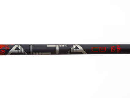 Used W/ Adapter Ping Alta CB 65 Red Fairway Shaft Senior 40.75in