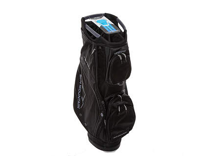 Brand New Sun Mountain Teton Cart Bag Black Ships Today!