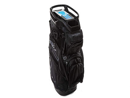 Brand New Sun Mountain C-130 Cart Bag Black Ships Today!