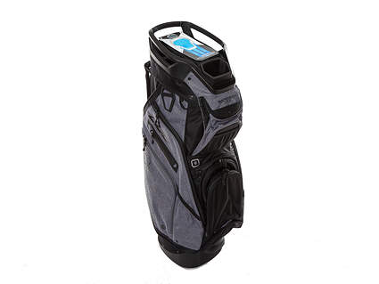 Brand New Sun Mountain C-130 Cart Bag Black/Carbon Ships Today!