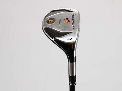 TaylorMade 2009 Rescue Hybrid 3 Hybrid 19° TM Aldila reax 65 hybrid Graphite Stiff Right Handed 40.5in