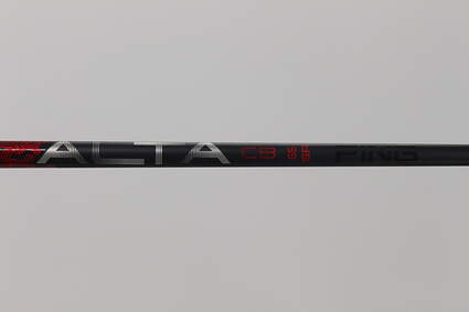 Used W/ Adapter Ping Tour 65 Fairway Shaft Senior 41.5in