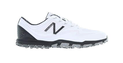 New Womens Golf Shoe New Balance 1005 Medium 6 White/Black MSRP $105 NBGW1005WK