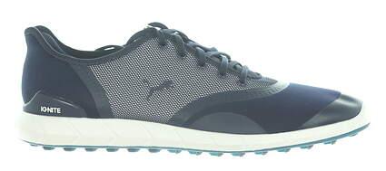 New Womens Golf Shoe Puma IGNITE Statement Low Medium 11 Navy Blue MSRP $100 190578 03