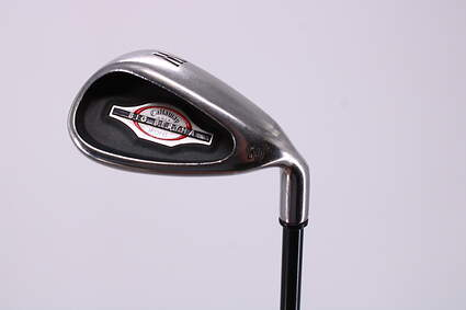 Callaway 2002 Big Bertha Single Iron Pitching Wedge PW 50° Callaway RCH 75i Graphite Regular Right Handed 35.5in