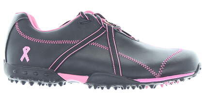 New Womens Golf Shoe Footjoy M Project Medium 10 Black MSRP $180 95663