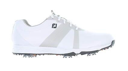 New Mens Golf Shoe Footjoy Energize Medium 9.5 White MSRP $100 58136