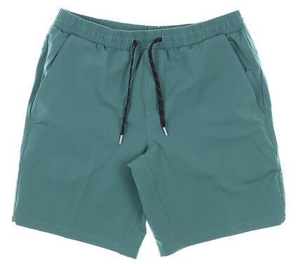 New Mens Puma EGW Walker Shorts 32 Blue Spruce MSRP $70 599271