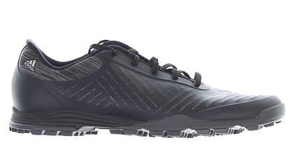 New W/O Box Womens Golf Shoe Adidas Adipure Sport 2.0 9 Black MSRP $100 BB8012
