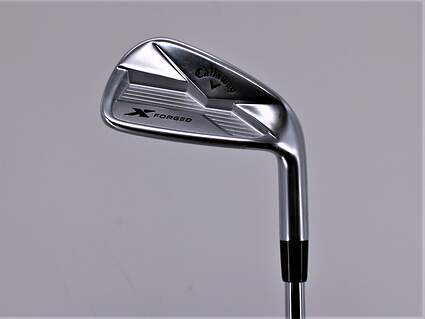 Callaway X Forged Single Iron 7 Iron Project X 6.0 Steel Stiff Right Handed 36.75in