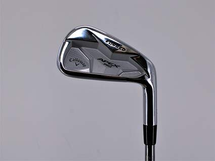 Mint Callaway Apex Pro Single Iron 7 Iron Project X Catalyst 100 Graphite X-Stiff Right Handed 36.75in