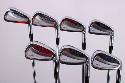 Mizuno MP 30 Iron Set 4-PW True Temper Dynamic Gold R300 Steel Regular Right Handed 37.75in
