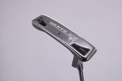 Odyssey White Ice 1 Putter Slight Arc Steel Right Handed 34.0in