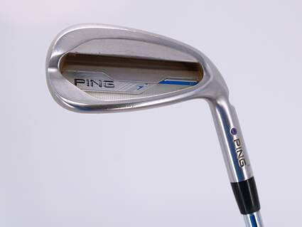 Ping 2015 i Wedge Gap GW 52° Ping CFS Distance Steel Regular Right Handed Purple dot 36.25in