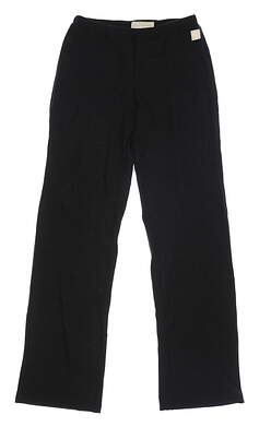 New Womens Straight Down Misty Lounge Pants Small S Black MSRP $80 W50122