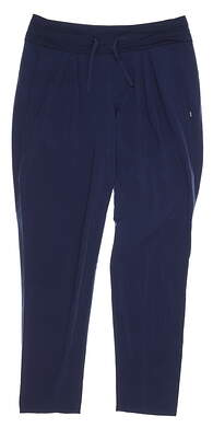 New Womens Puma Golf Joggers Small S Peacoat MSRP $75 595165 02