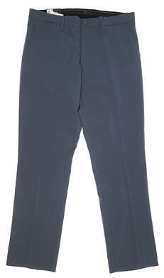 New Mens J. Lindeberg Ellott Reg Fit Micro Stretch Pants 33 x32 Gray MSRP $135