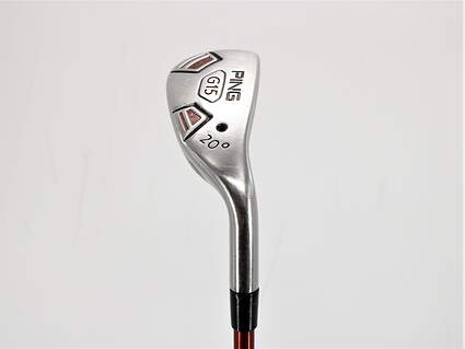 Ping G15 Hybrid 3 Hybrid 20° Ping TFC 149H Graphite Regular Right Handed 39.75in