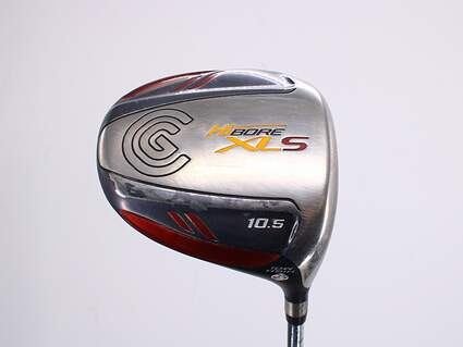 Cleveland Hibore XLS Driver 10.5° Cleveland Fujikura Fit-On Gold Graphite Regular Right Handed 45.25in