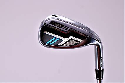 Adams 2014 Idea Single Iron Pitching Wedge PW Idea 85 g Shaft Steel Regular Right Handed 35.75in