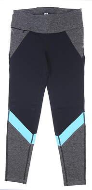 New Womens Footjoy Leggings Medium M Multi MSRP $78 23922