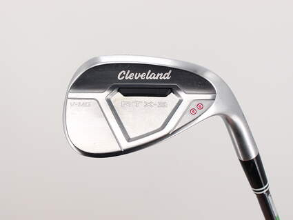 Mint Cleveland RTX-3 Cavity Back Tour Satin Wedge Gap GW 52° 10 Deg Bounce Cleveland Action Ultralite 50 Graphite Wedge Flex Right Handed 34.5in