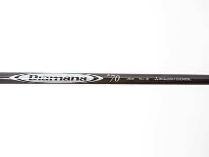 Used W/ Adapter Mitsubishi Rayon Diamana D+ Limited Edition Fairway Shaft Stiff 41.75in
