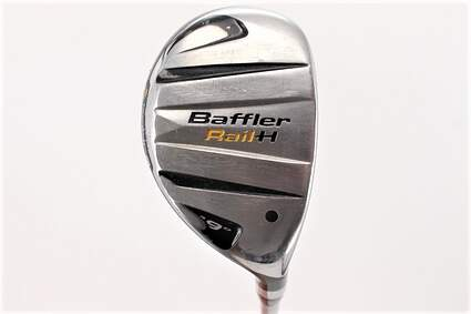 Cobra Baffler Rail H Hybrid 3 Hybrid 19° Cobra Motore Baffler Rail-H Graphite Senior Right Handed 41.5in